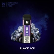 N One Dispo Pod NicSalt 20mg - Black Ice - 1 Stk